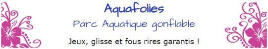 aquafolies - parc aquatique ain a